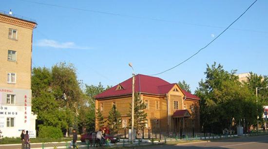 Музей Малика Габдуллина