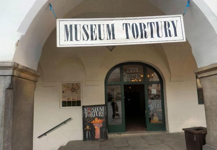 Музей пыток и орудий для них