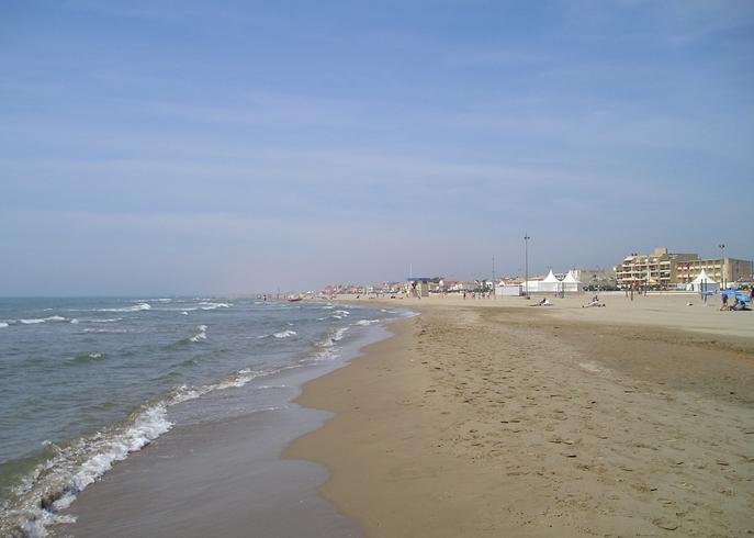 Нарбоннскийпляж