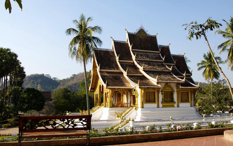 Национальный музей в Луангпрабанге