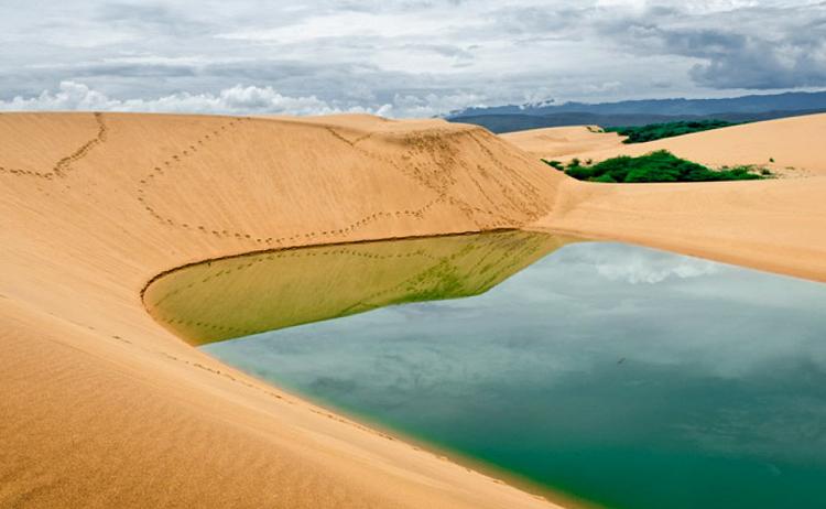 Национальный парк Меданос