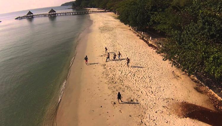 Пляж «Независимости»
