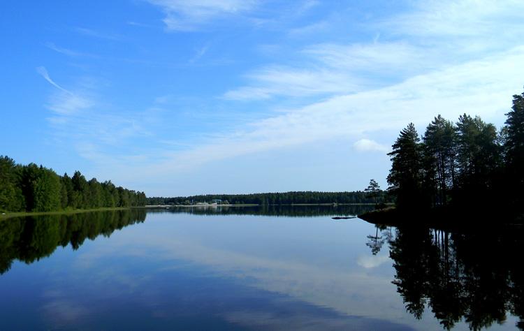 Озеро Нюдалашен