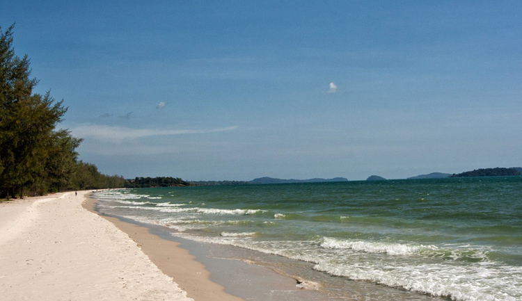 Пляж «Очутел»