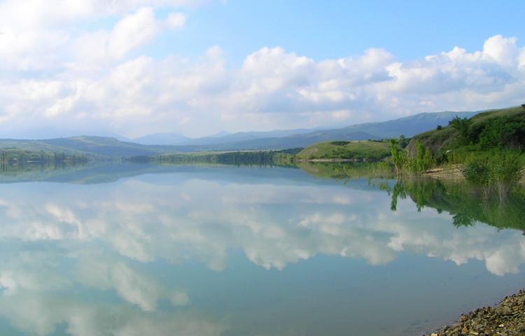 Озеро Тайган