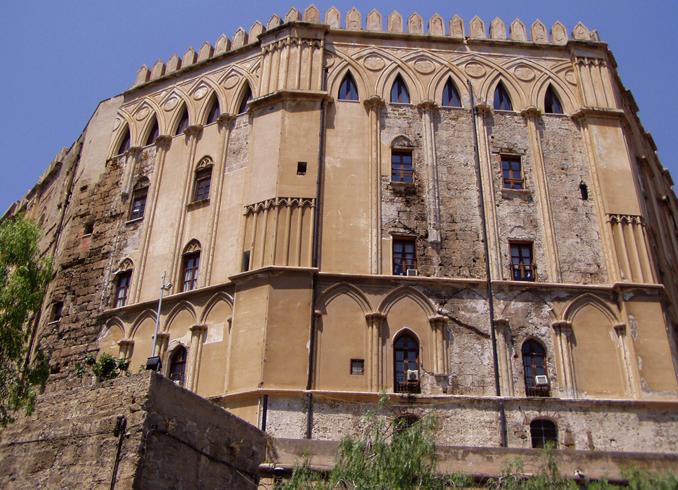 Дворец Норманни