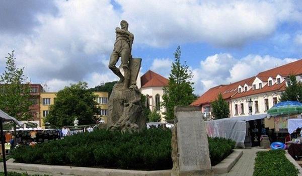 Памятник павшим в Первой мировой войне