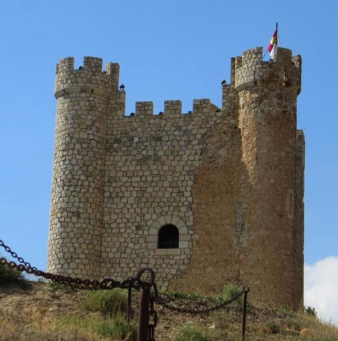 Крепость Алькала дель Хукар