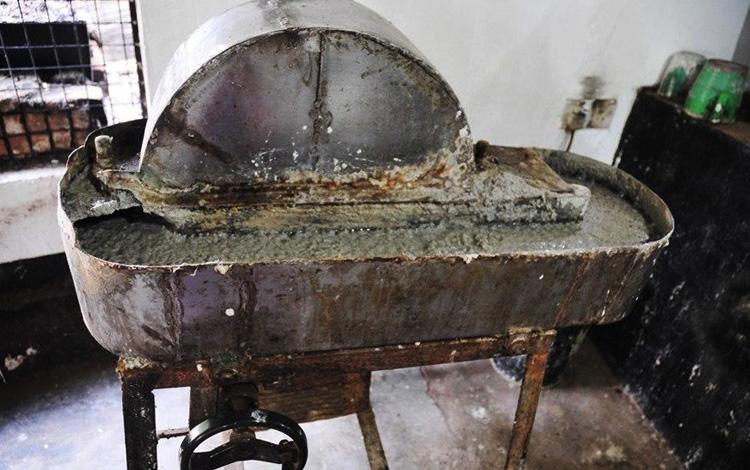 Мастерская по производству бумаги