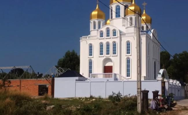 Православный храм Святого Пантелеймона