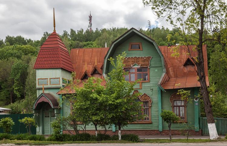 Дом Пришлецова