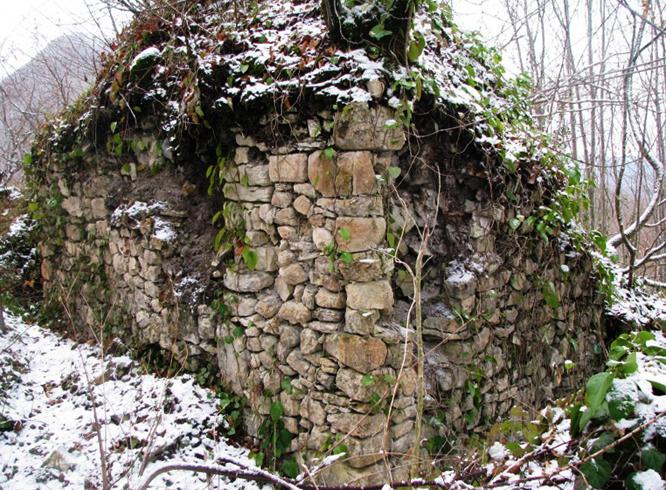 Крепость Цибилиум