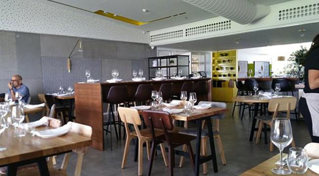 Ресторанный комплекс Mariposa в Кесарии