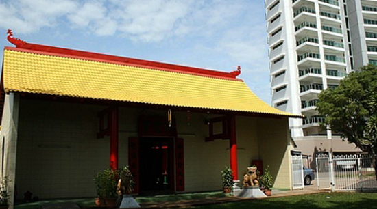 Китайский Музей и Храм
