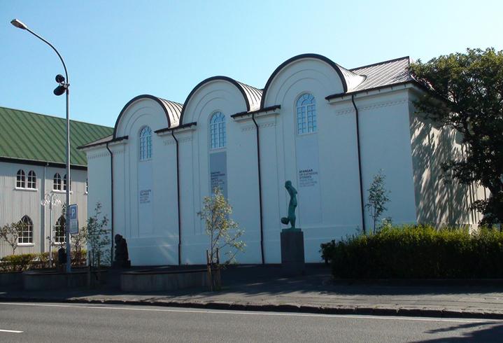 Национальная галерея Исландии