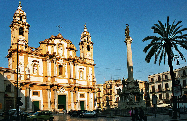 Церковь Сан-Доменико