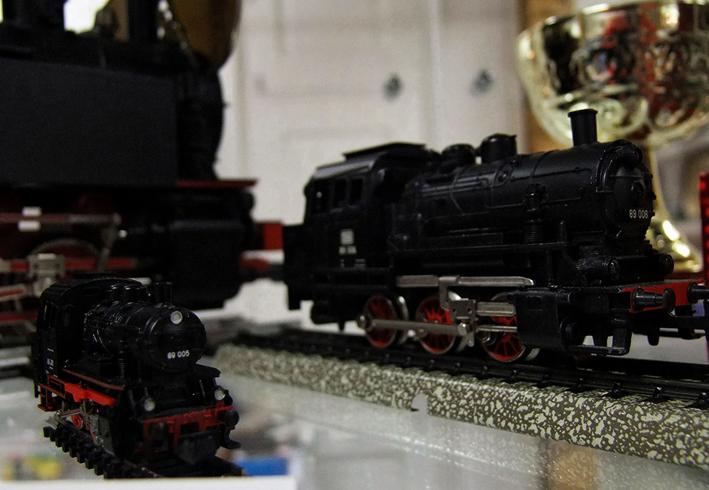 Музей миниатюрных железных дорог