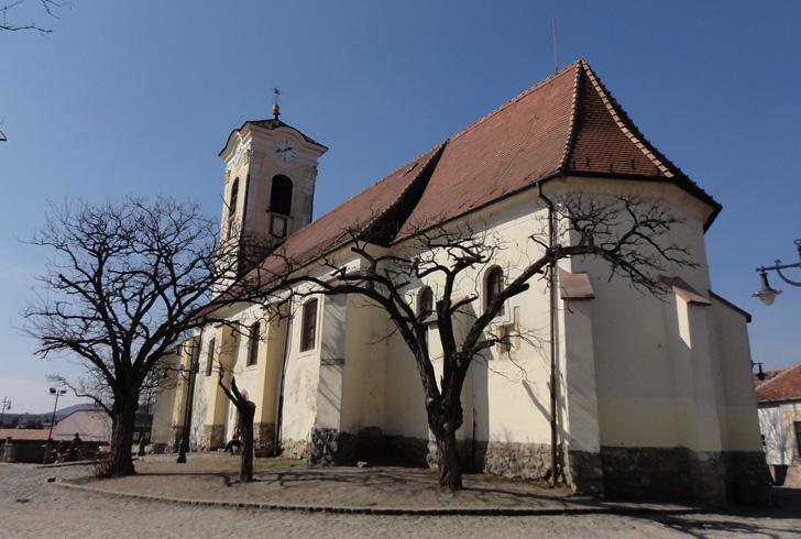 Католическая церковь святого Иоанна Крестителя