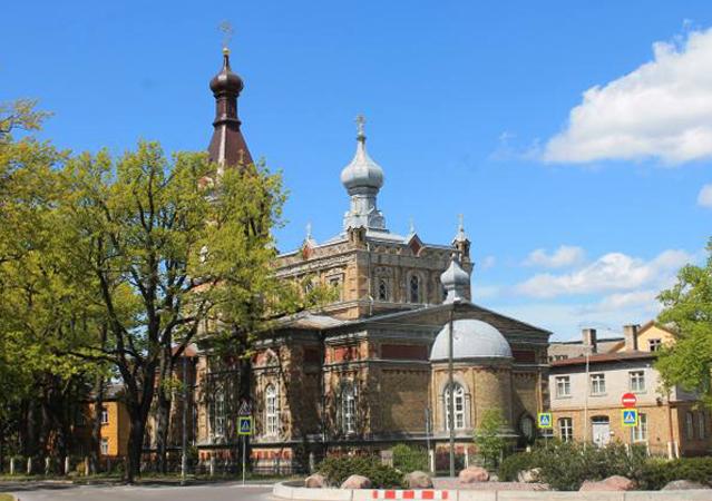 Апостольская православная церковь Преображения Господня