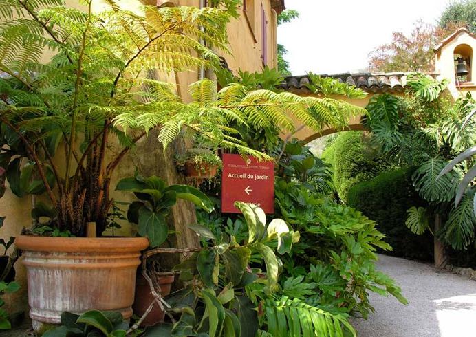Ботанический сад Валь-Раме