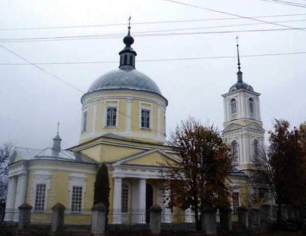 Кресто-воздвиженский женский монастырь
