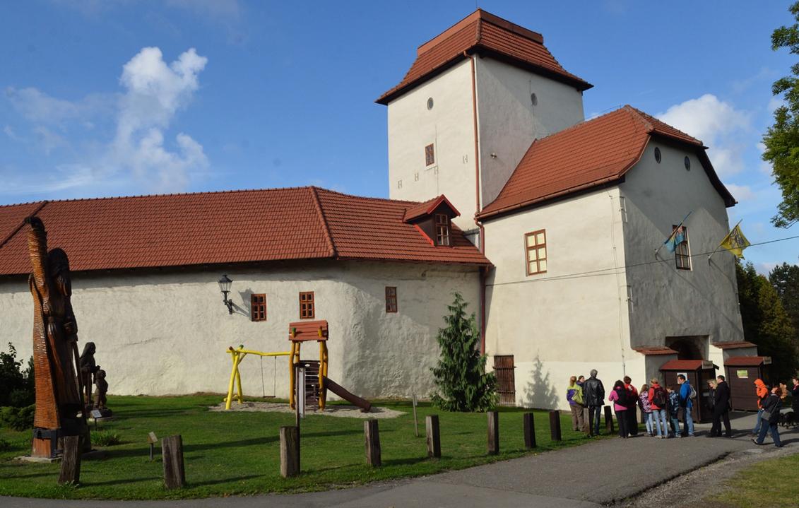 Силезский замок