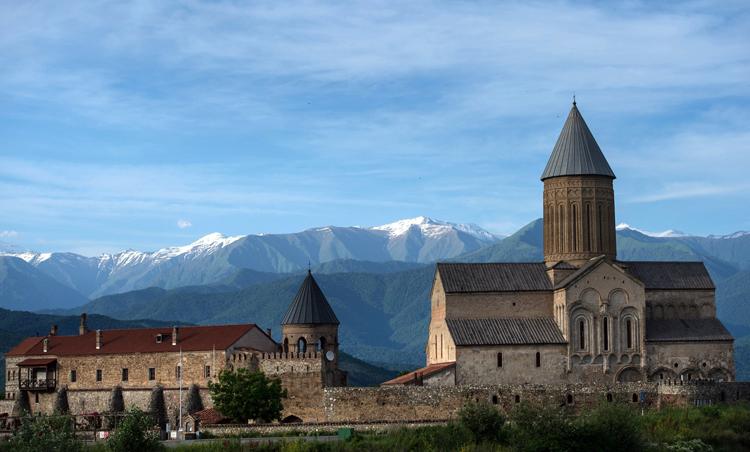Кафедральный собор Алаверди