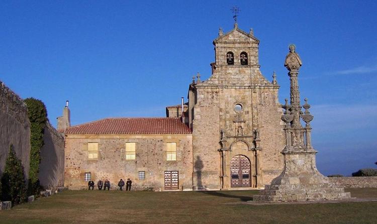 Скит Девы Марии дель Мирон