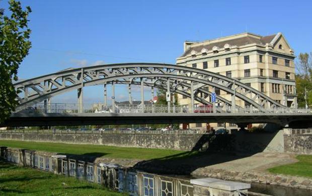Мост Милоше Сикоры