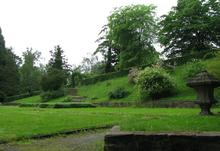 Парк Шонфельд