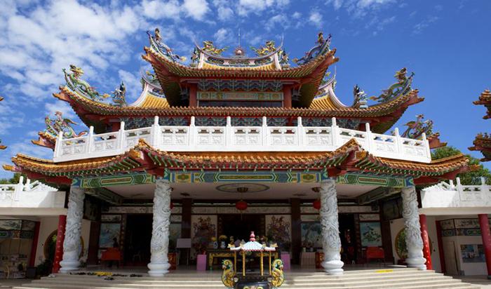 Храм Тянь Хоу