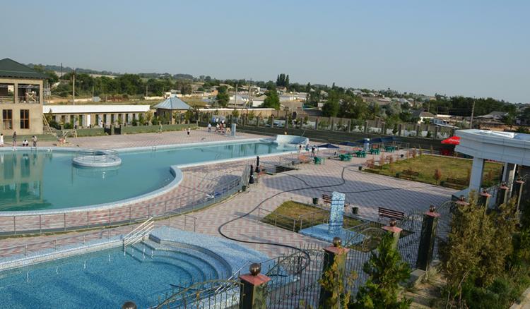 Курорт Сарыагаш