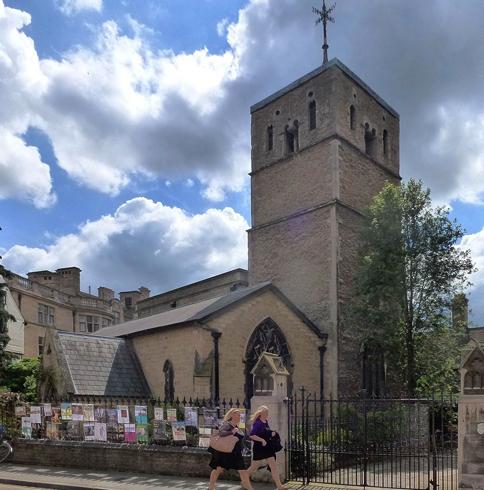 Церковь Святого Беннета