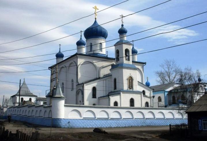 Свято-Серафимо-Покровский монастырь