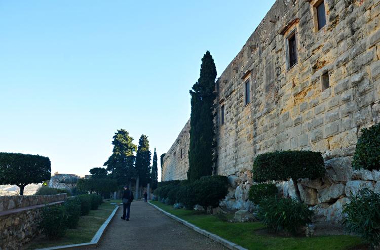 Музей под открытым небом «Passeig Arqueològic Muralles»