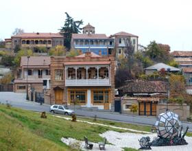 Достопримечательности и красивые места Телави