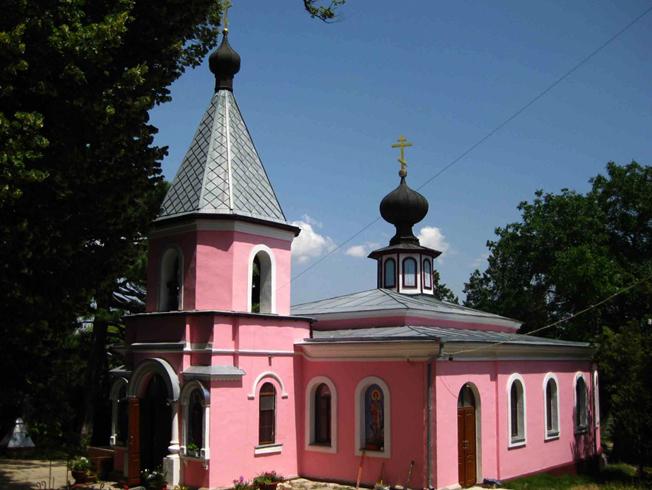 Топловский женский монастырь