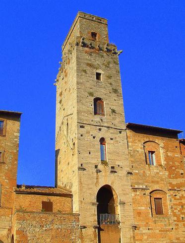 Чертова башня