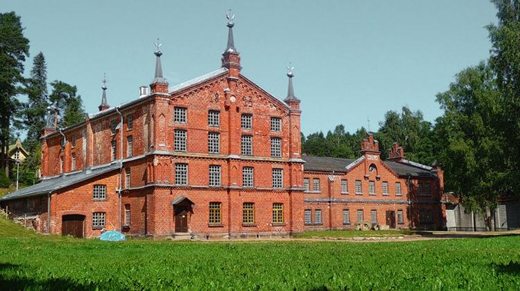 Музей-фабрика «Верла»