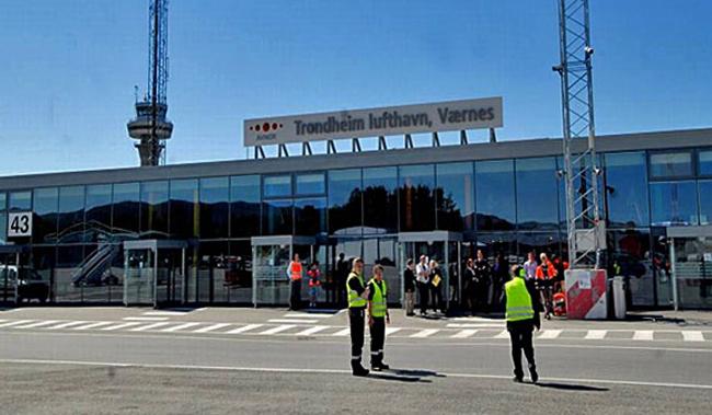 Аэропорт Вернес