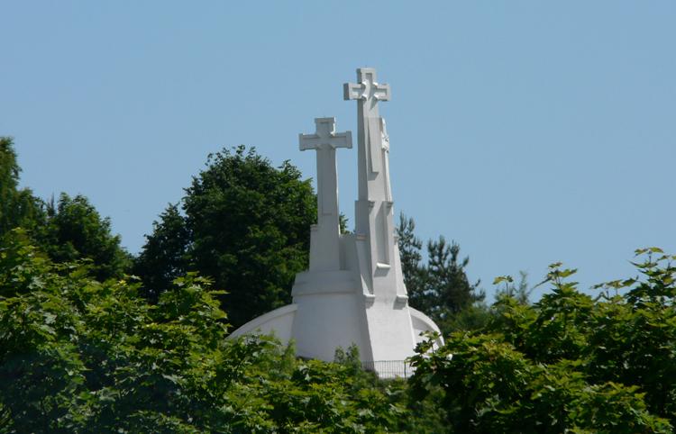Холм трех крестов