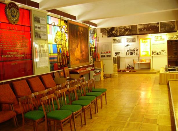 Заводской музейно-выставочный центр