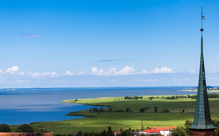 Вислинский залив