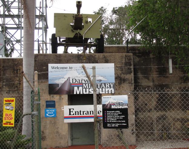 Дарвинский военный музей