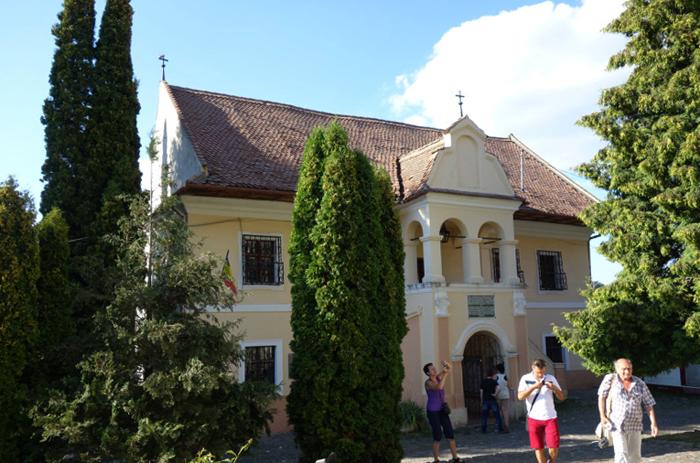 Музей первой румынской школы