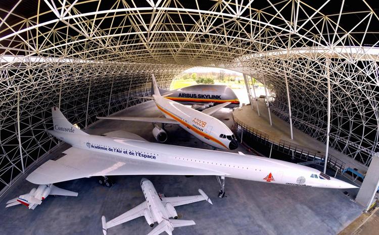 Музей «Aeroscopia»