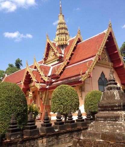 Храм Буппхарам