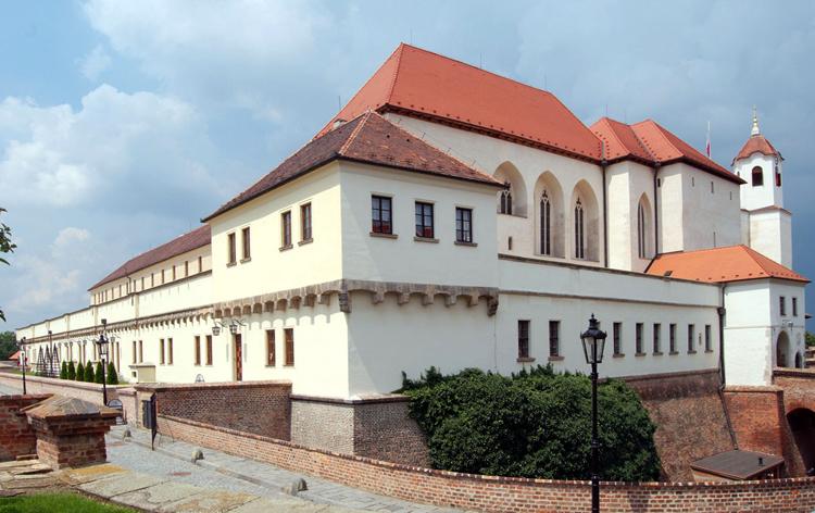 Шпильберг – замок-крепость