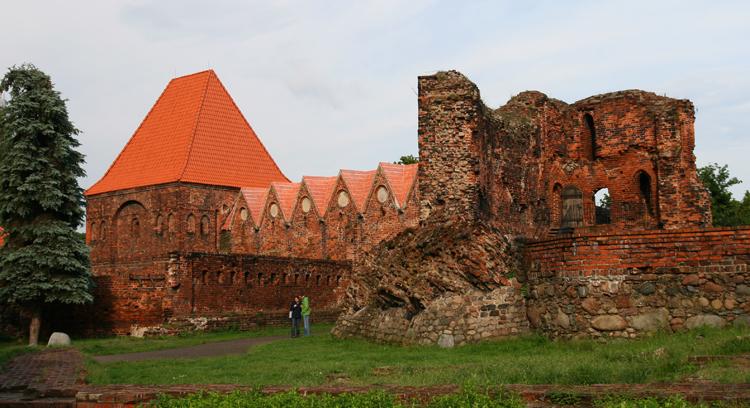 Торуньский замок