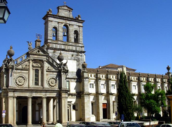 Монастырь Носса-Сеньора-да-Граса